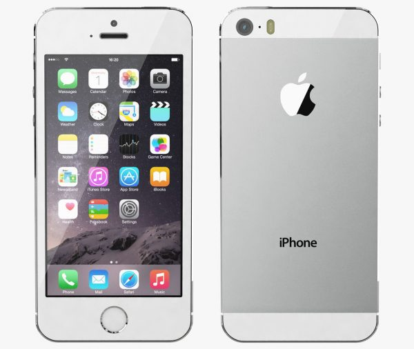 Apple iPhone 5s 32GB SILVER/SREBRNY GWARANCJA