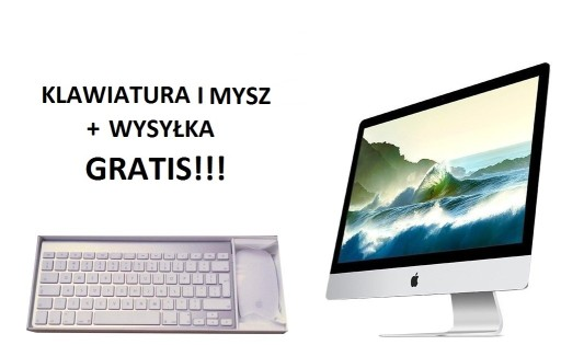 Apple iMac Slim A1418 i5-4570R 2,7GHz 1TB 8GB IRIS