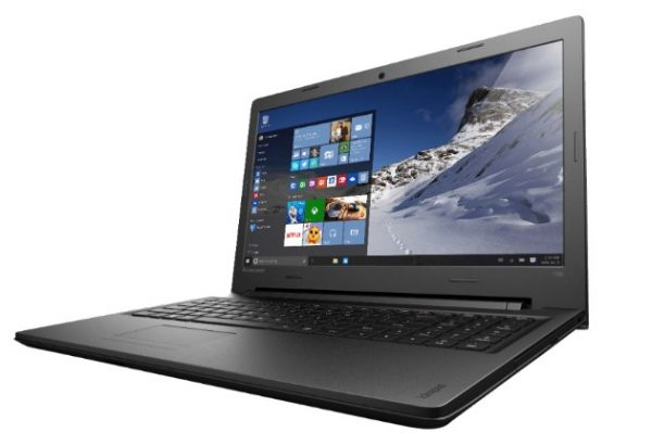 Lenovo IdeaPad 100-15IBD i5-5200U 6GB SSD 128GB INTEL HD 5500